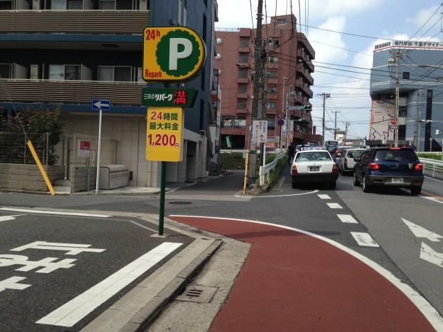 千葉駅から201千葉コワーキングスペースへのアクセス
