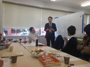 千葉コワーキングスペース201 はじめての起業カフェ