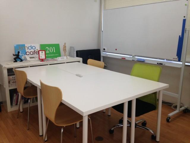 千葉コワーキングスペース201 会議スペース