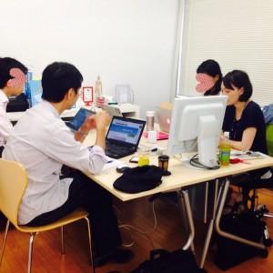 JimdoCafe千葉 in 千葉コワーキングスペース201