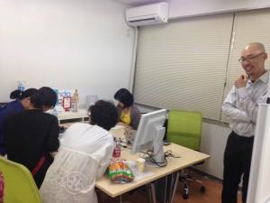 千葉コワーキングスペース201 げんさんの英語カフェ
