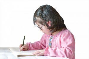 小学生も安心して勉強できる自習スペース